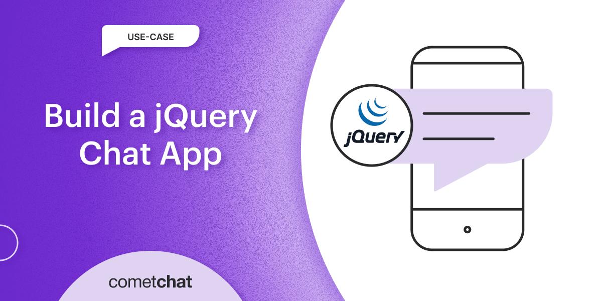 Build a jQuery Chat App