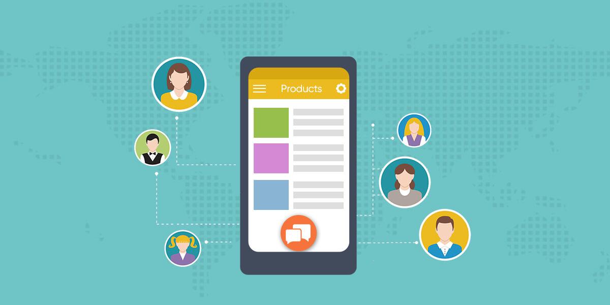 build a chat app mvp