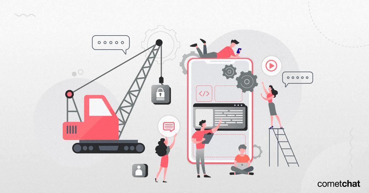 building chat app