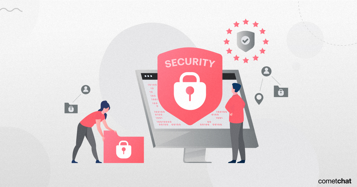 build a secure and safe dating app