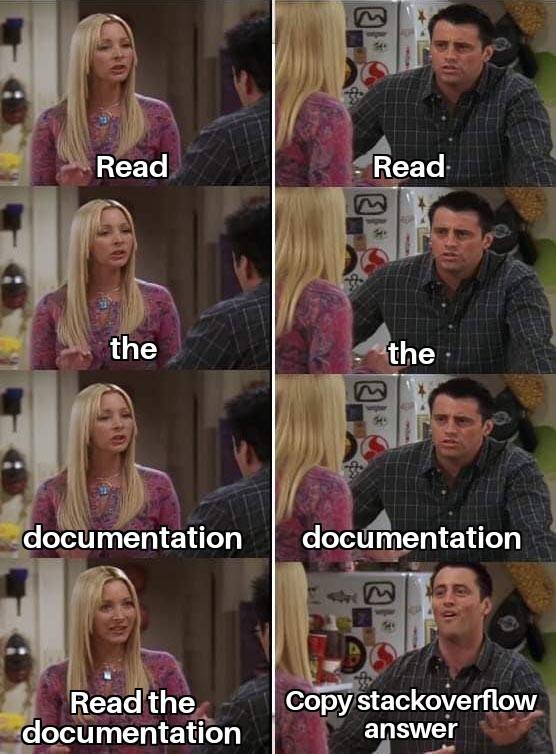 stack overflow developer memes