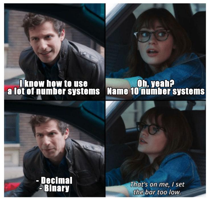 binary code memes