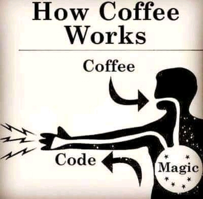 coffee and code memes