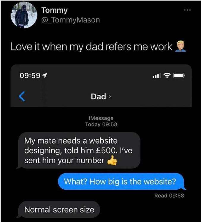 developer dad jokes
