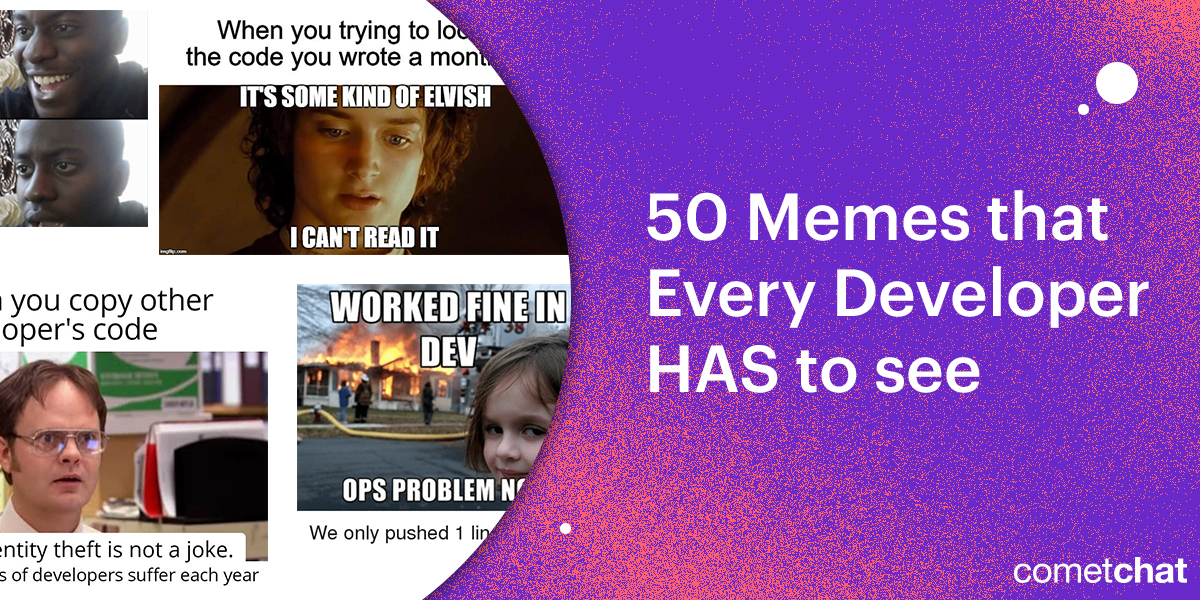 50 Ridiculously Funny Programming Memes that Every Developer HAS to See!