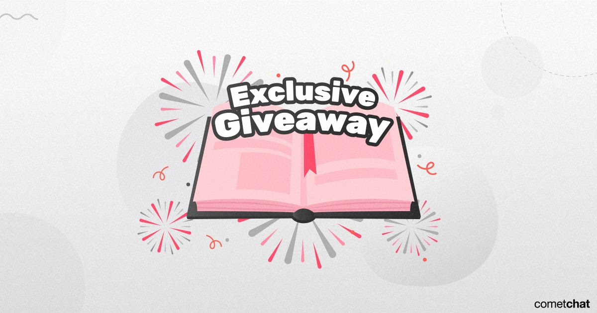 virtual event exclusive giveaway