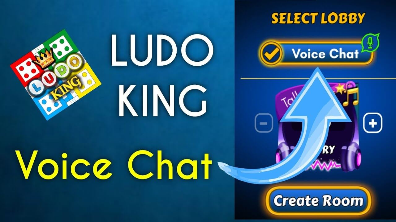 ludo king with voice chat