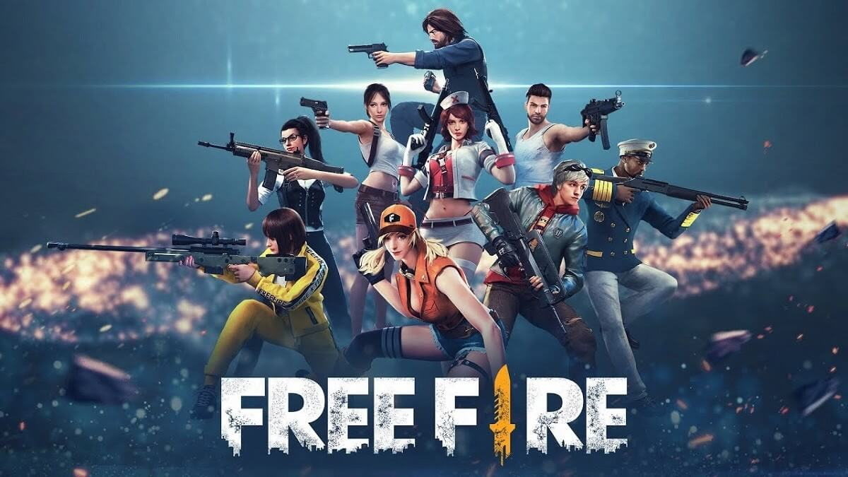 freefire with in-game chat