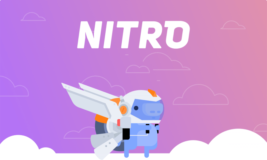 discord Nitro with in-game chat