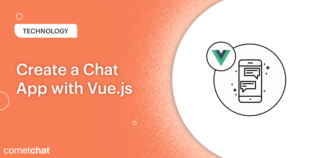 Create a Chat App with Vue.js