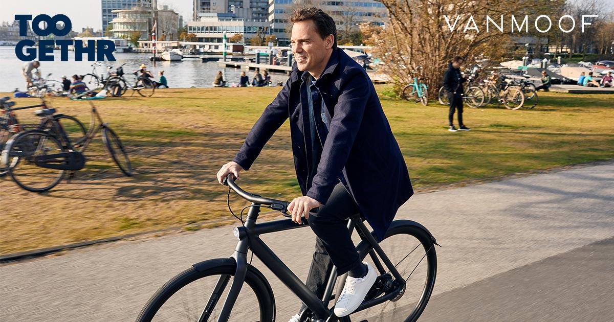 Weer naar kantoor op de 'Tesla onder de e-bikes'