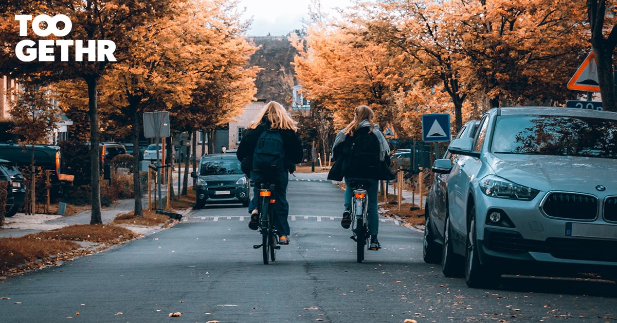 Thuiswerkdag of een dag naar kantoor? Fietsen doe je met Toogethr Cycles!