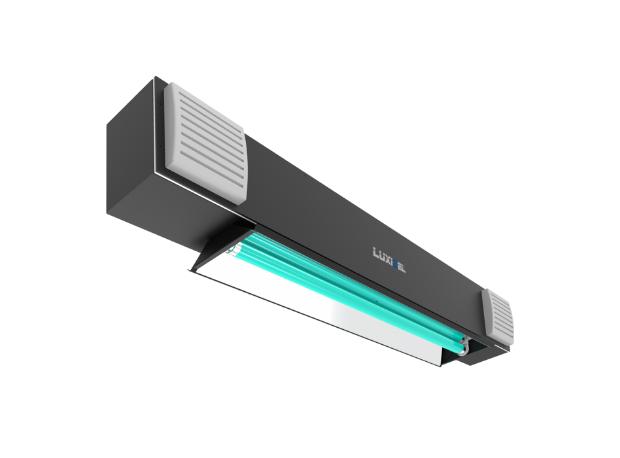 B-hybrid uvc licht