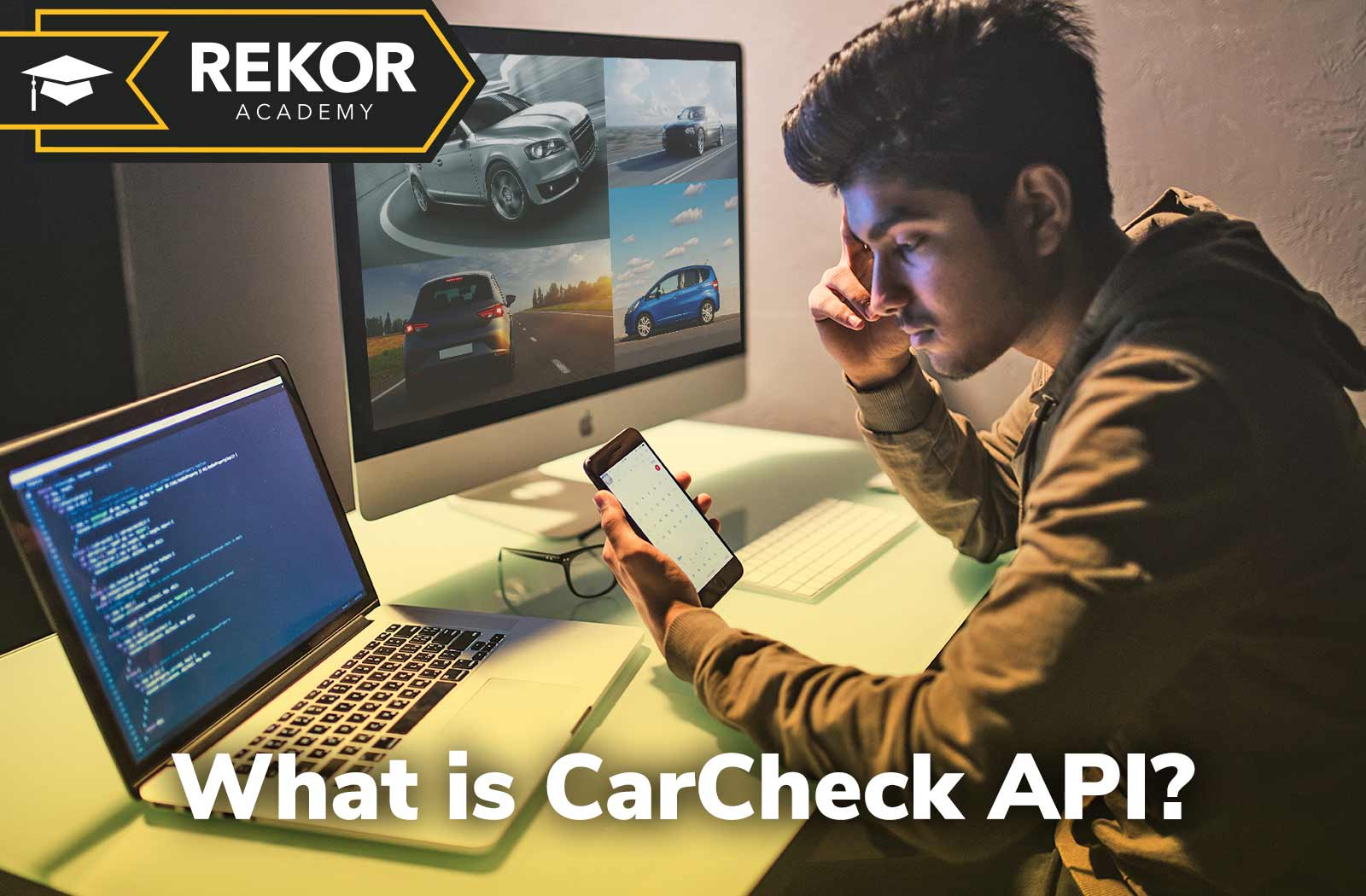What is CarCheck API video thumbnail