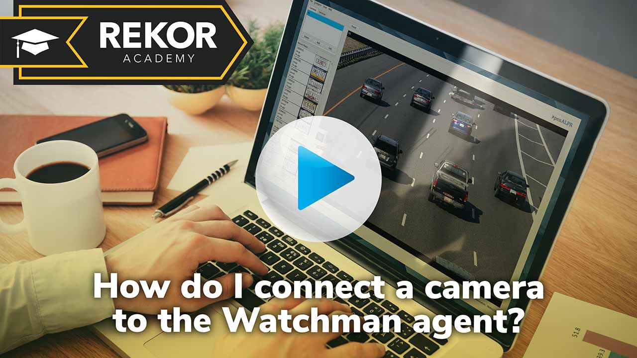 How do I connect a camera video thumbnail