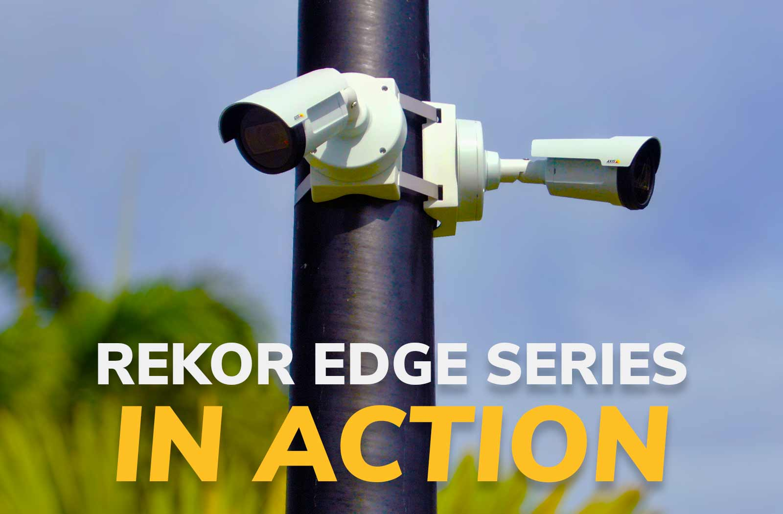 Rekor Edge Series in Action video thumbnail