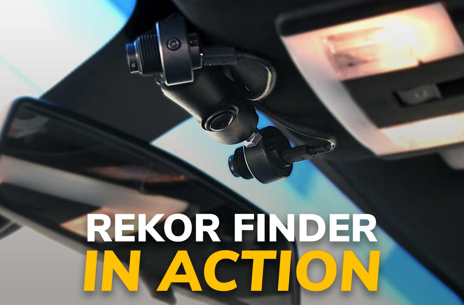 Rekor Finder in Action video thumbnail