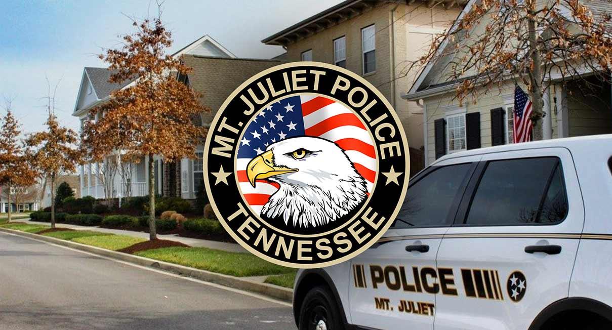 Como ajudamos a polícia de Mt. Juliet a prender criminosos e tornar sua comunidade mais segura