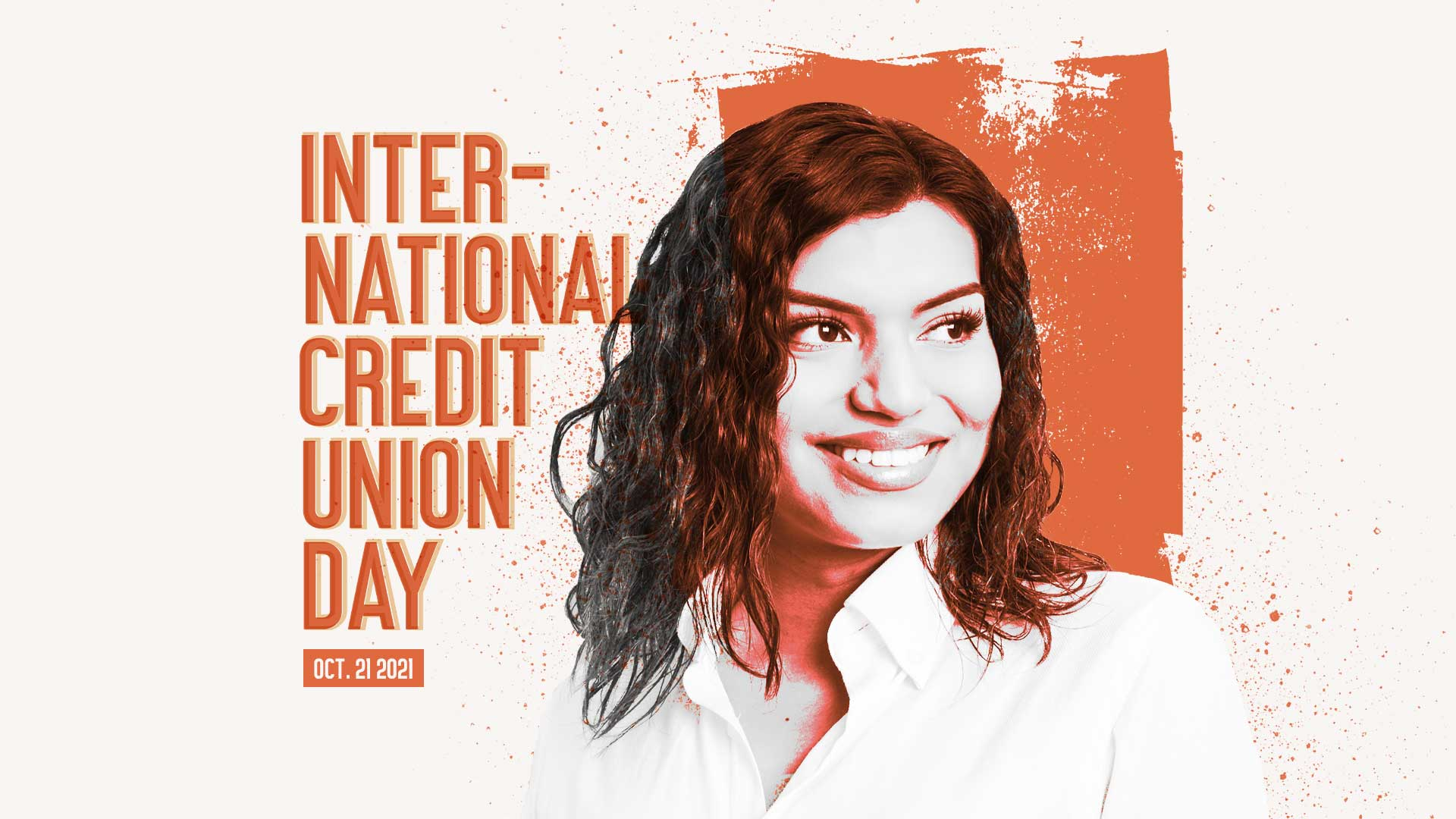 Credit Unions Care About You! We say that a lot because we really want to get the point across that being a member of a credit union gives you a whole community focused on your needs. International Credit Union Day is another chance to connect and celebrate with our members for the positive impact we have when we understand that we're better together!