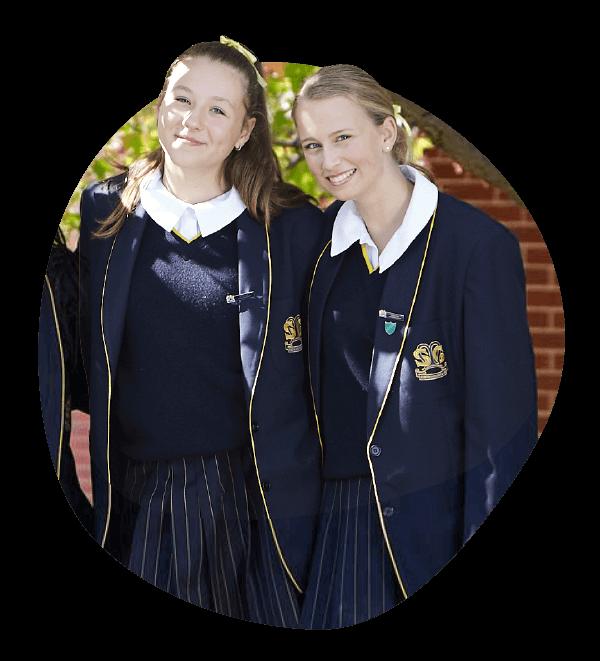 Santa Maria College Girls