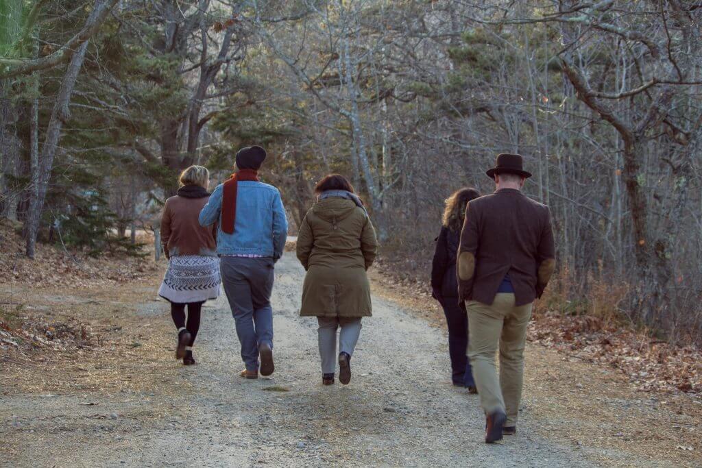 En gåtur om dagen kan booste hele kroppen