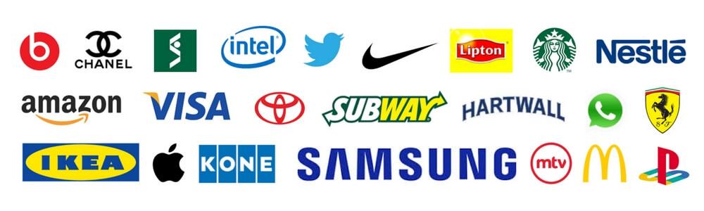 Yrityksen brändi