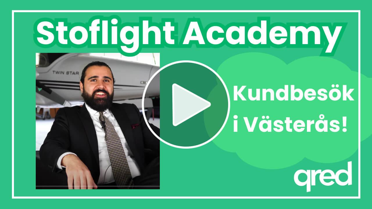 Träffa kunden Stoflight Academy i Västerås