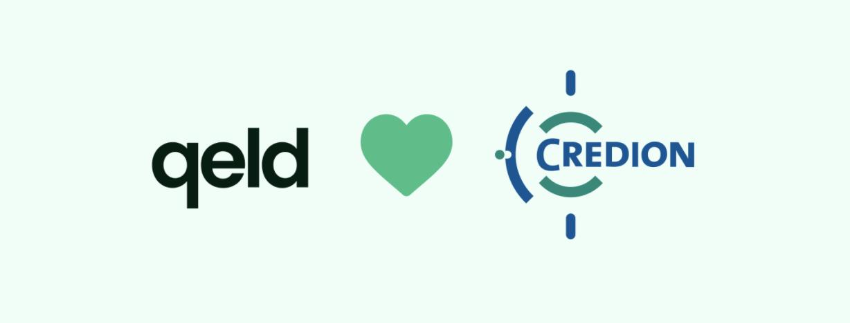Qeld en Credion bundelen krachten in zakelijk partnerschap