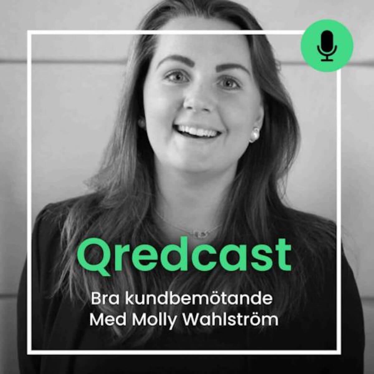 #38 Bra kundbemötande med Molly Wahlström