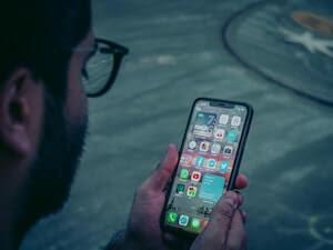 Biometri och en smartphone