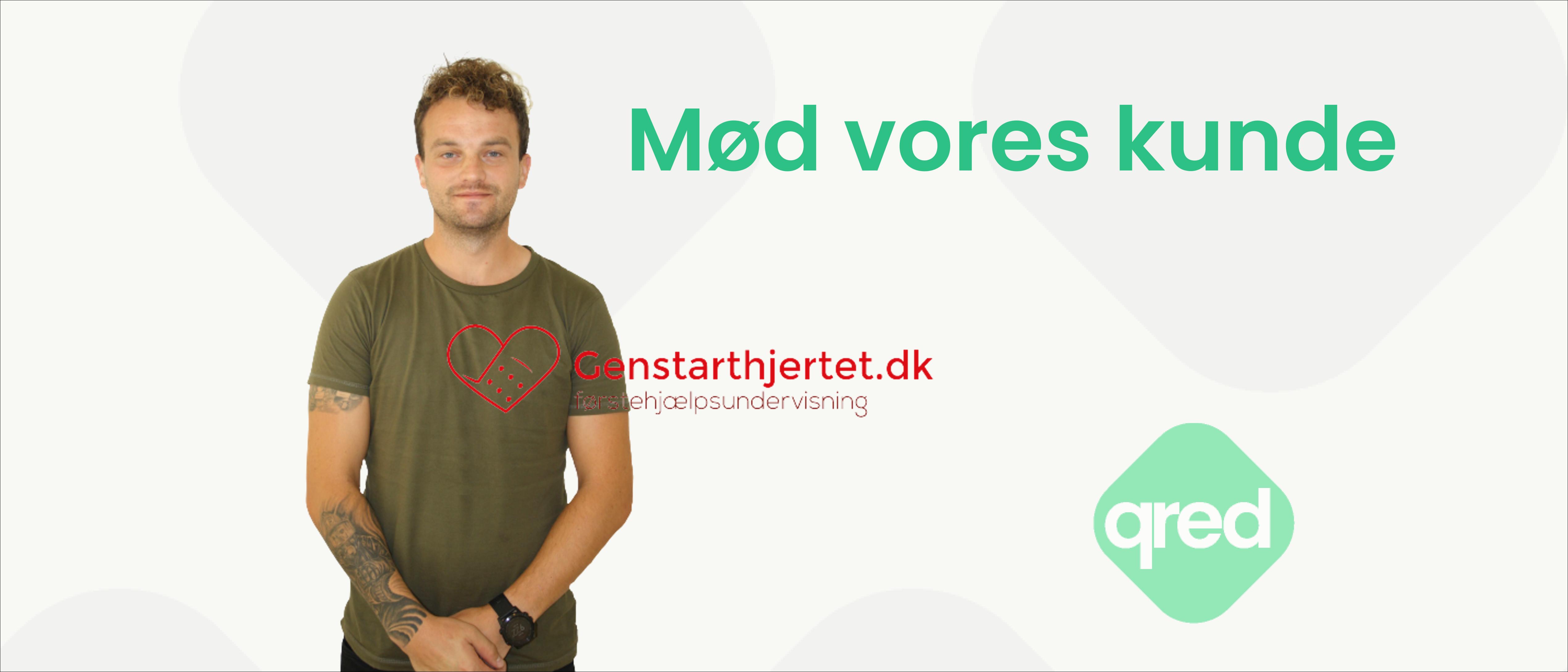 GenstartHjertet - En virksomhed med et ægte hjerteslag