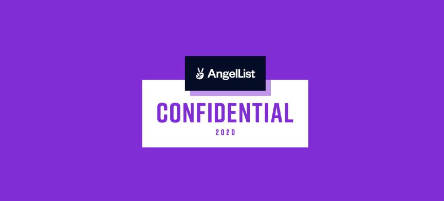 AngelList Confidential 2020 Highlights