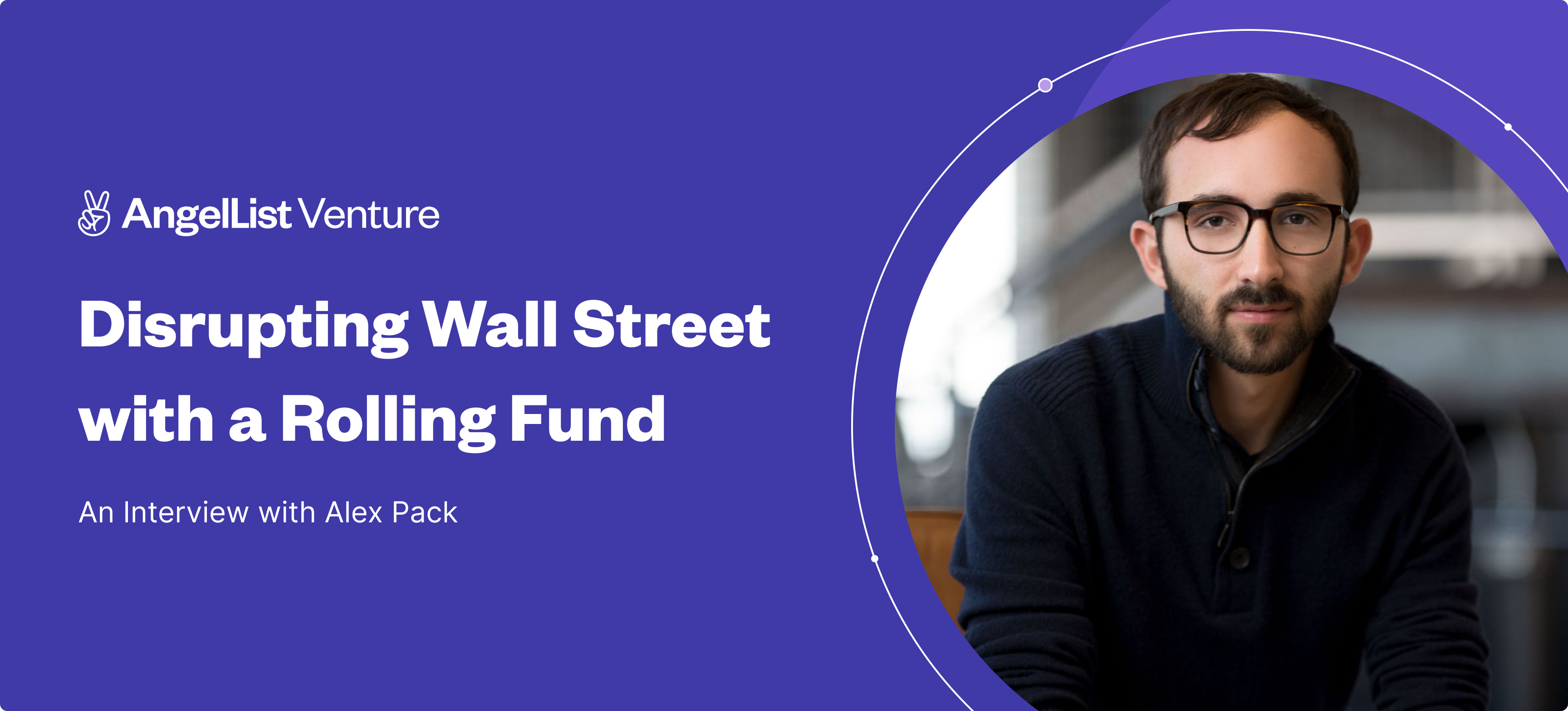alex pack discusses is crypto rolling fund