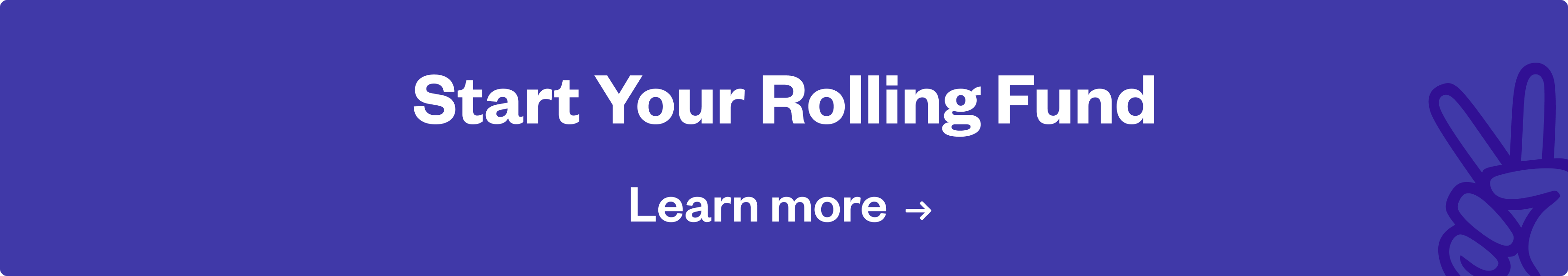 start your rolling fund