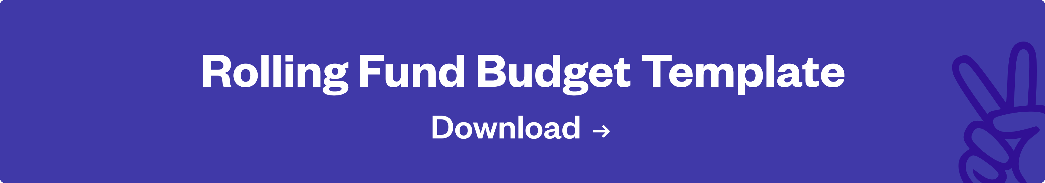 rolling fund budget template downloa