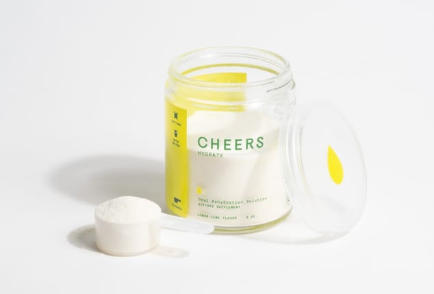 Cheers Hydrate - Oral rehydration solution