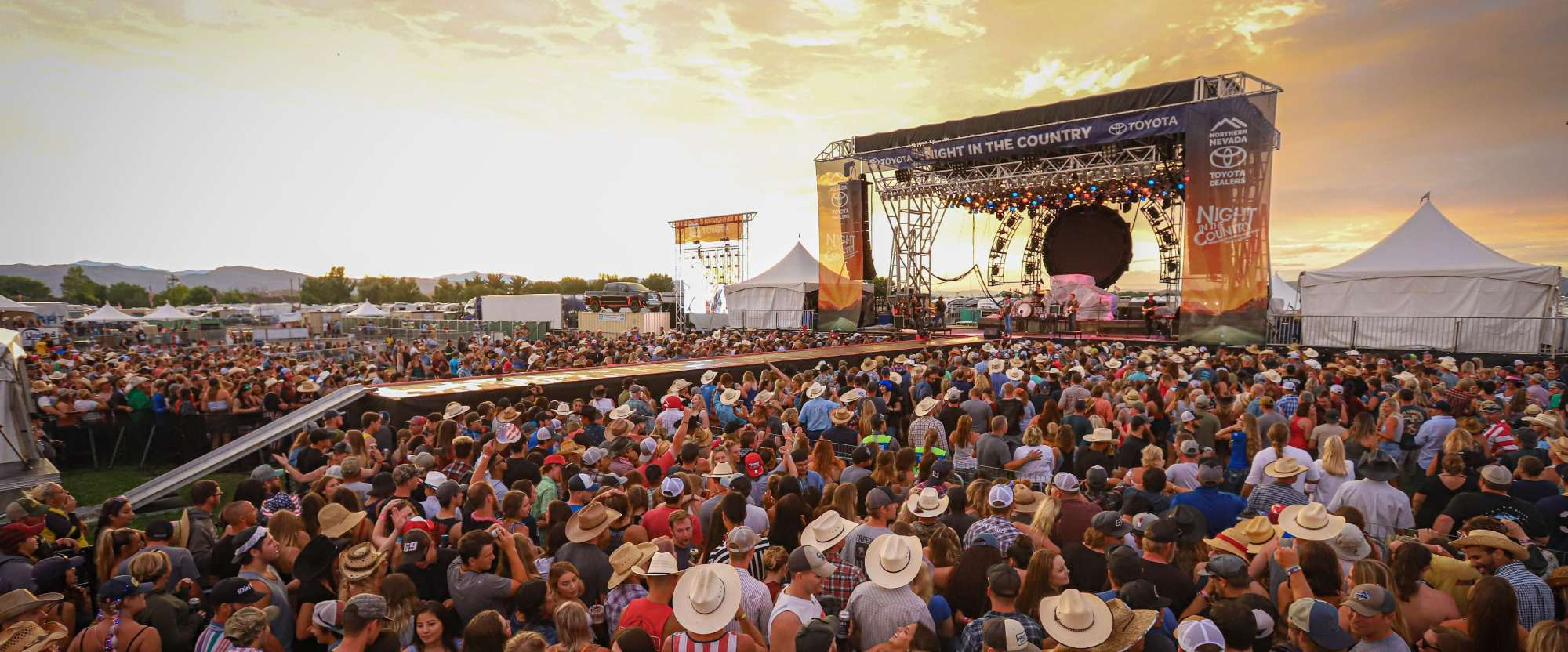 Night in the Country Festival 2021