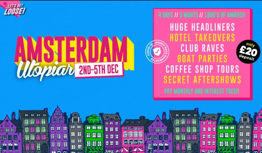 LET'S GET LOOSE Amsterdam 2021