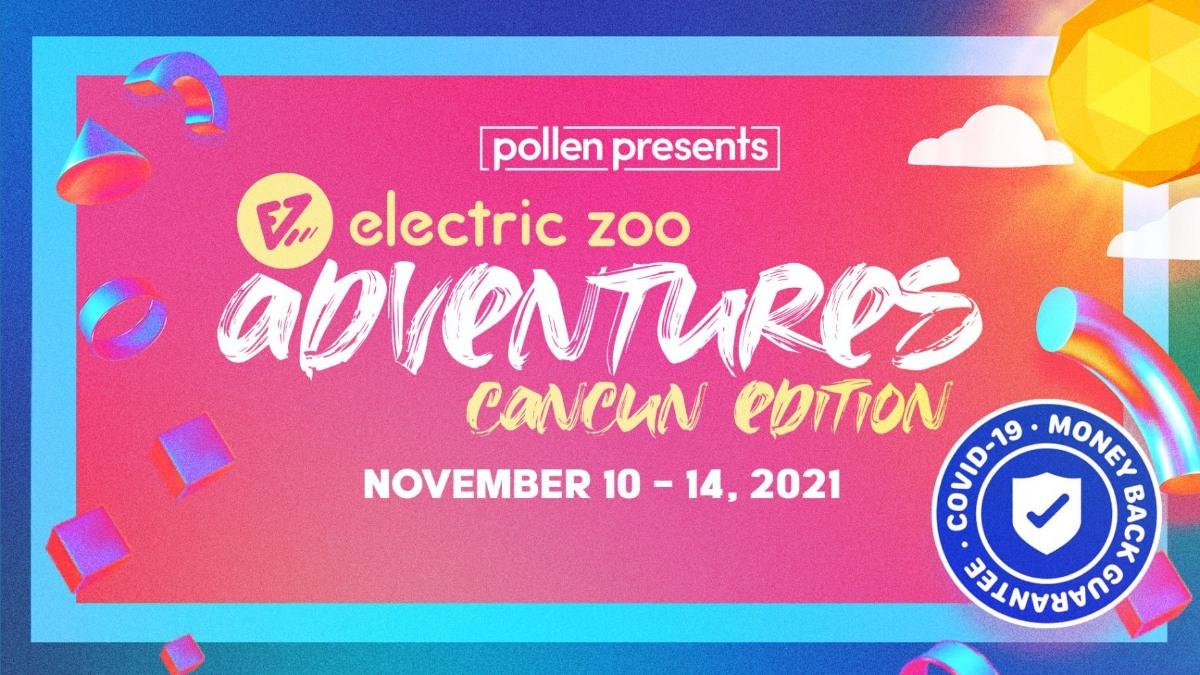 Electric Zoo Adventures: Cancún Edition