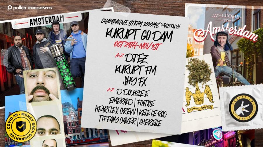 Kurupt FM Weekender