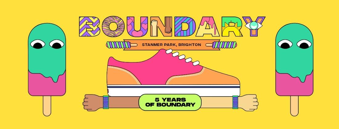 Boundary Brighton 2021