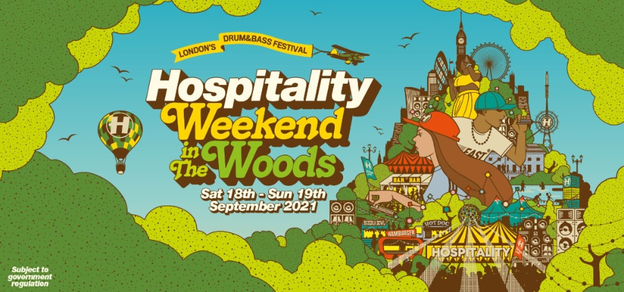 Hospitality in the Woods 2021