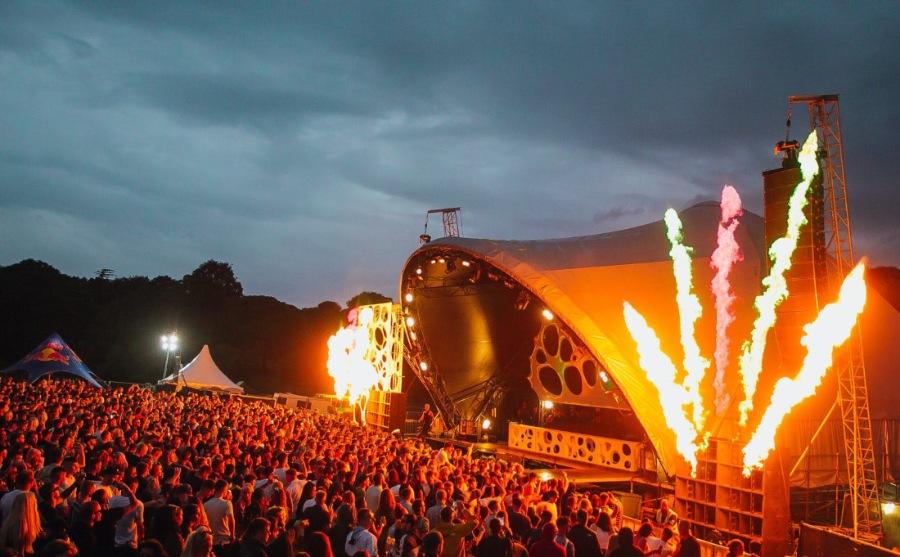 Newsam Park Open Air Festival 2021