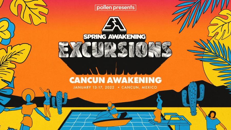 Spring Awakening Excursions: Cancún Awakening
