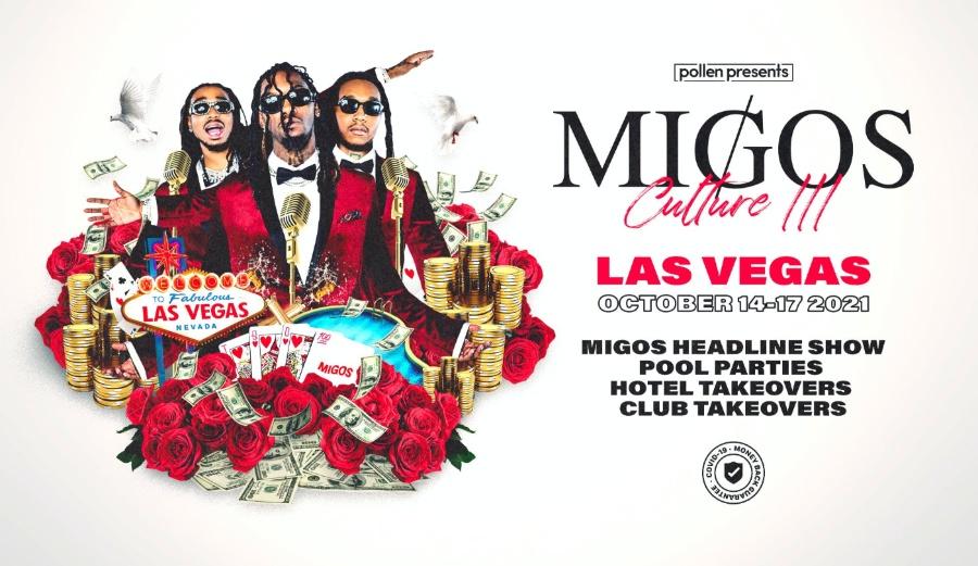 MIGOS Culture III Las Vegas