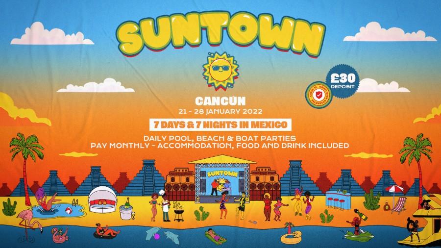 Suntown Cancun Festival