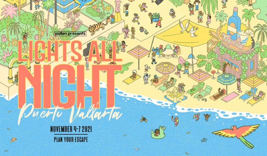 Lights All Night: Puerto Vallarta 2021