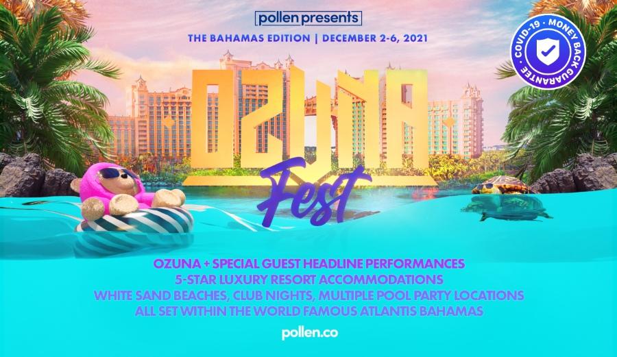 Ozuna Fest: The Bahamas Edition