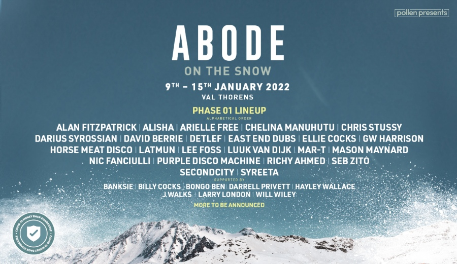 ABODE on the Snow