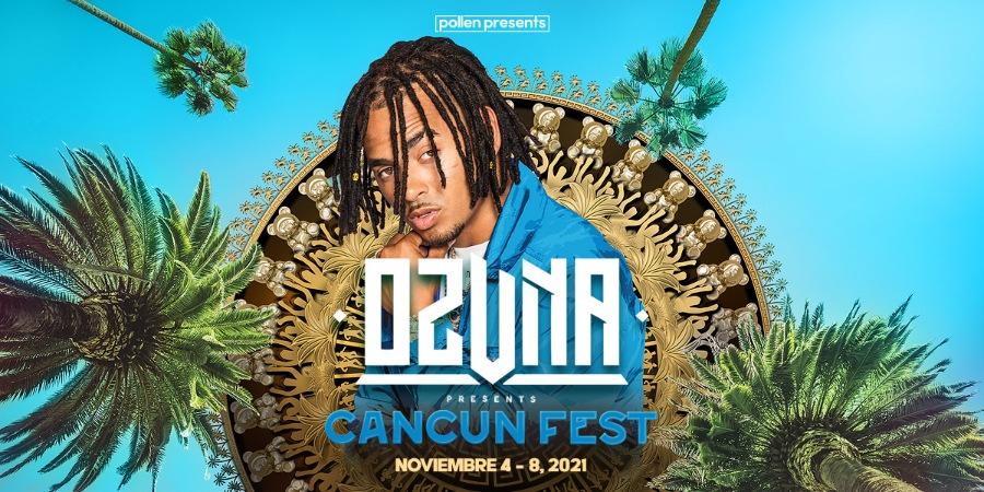 Ozuna Cancún Fest